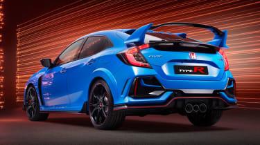 Honda Civic Type R GT - rear