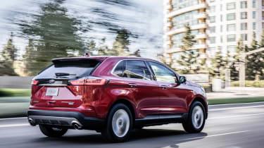 Ford Edge 2018 facelift rear
