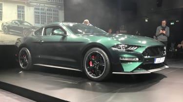 Ford Bullitt Mustang GT - Geneva front/side