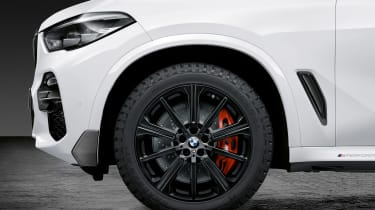 BMW X5 M Performance Parts - wheel