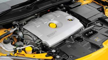Superchips Renaultsport Megane engine