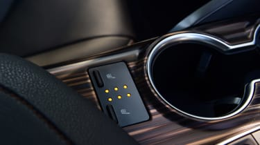 Toyota Camry - heated seats