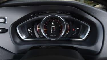 Volvo V40 Polestar Performance Pack - dials