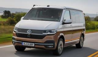Volkswagen California T6.1 - front