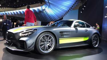 Mercedes-AMG GT R Pro - LA Motor Show front