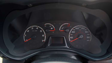 Used Ford Ka review - speedo