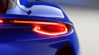 Lotus Emira - rear light
