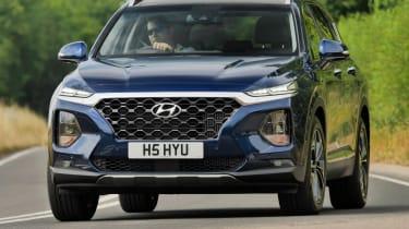 Hyundai Santa Fe - front