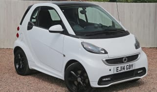 Used Smart ForTwo - front