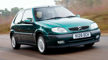 Best French modern classics - Citroen Saxo