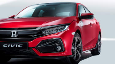 Honda Civic: The Smarter Choice (sponsored) close