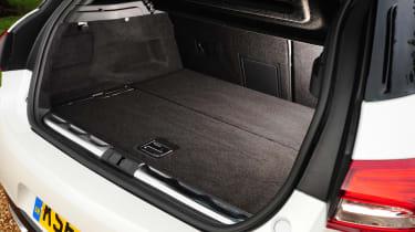 Citroen DS5 Hybrid4 boot