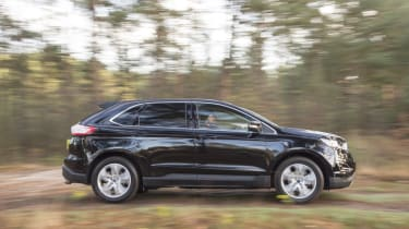 Ford Edge 2016 ride review
