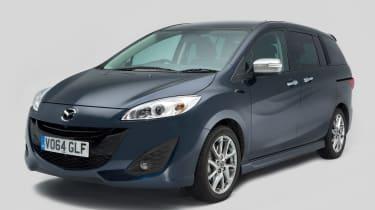 Used Mazda 5 - front