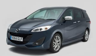 Used Mazda 5 - front