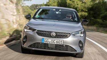 Vauxhall Corsa - full front