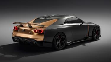 Nissan GT-R50 - rear