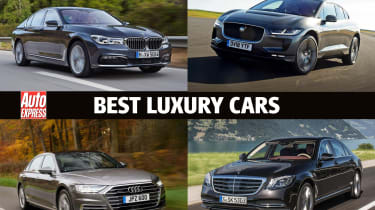 Best luxury cars - header
