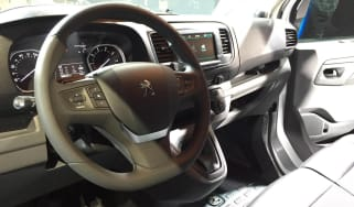 Peugeot Expert - show interior