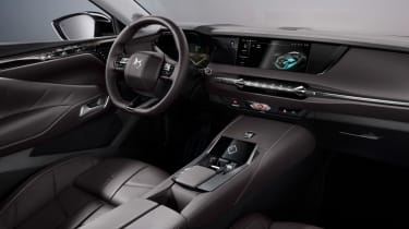 DS 4 - cabin
