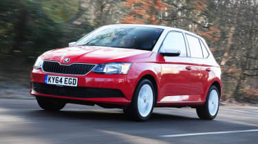 Skoda Fabia - most reliable cars