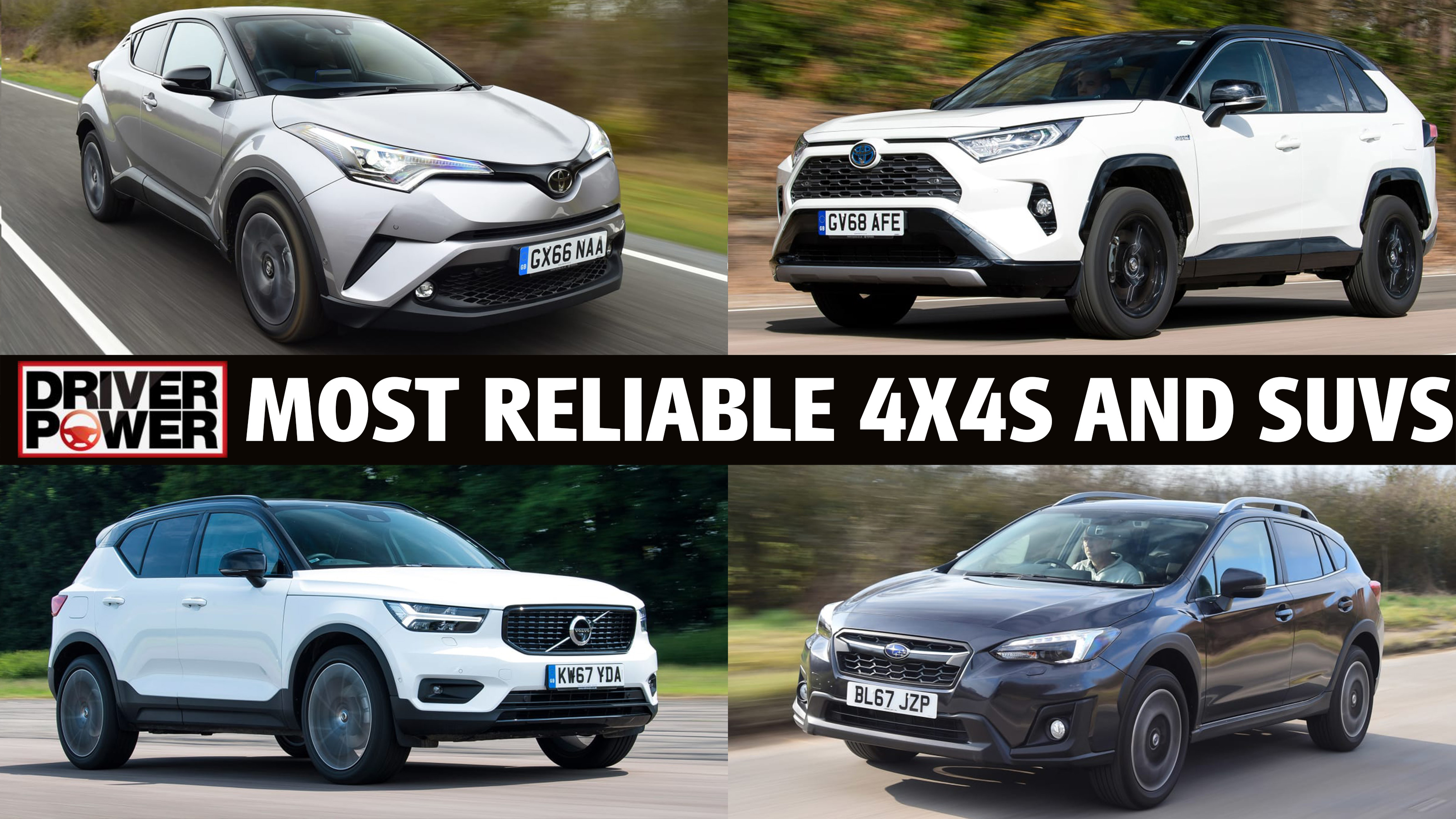 Most Reliable 4x4s And Suvs 2020 Auto Express