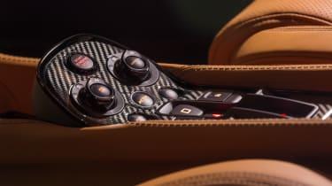 McLaren 570GT by MSO Concept - centre console
