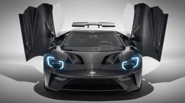 2020 Ford GT - front static