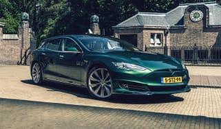 Tesla Model S Shooting Brake estate - header