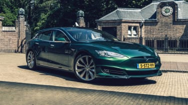Tesla Model S Shooting Brake estate - header
