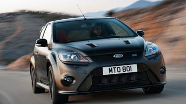Ford Focus RS500: 2010