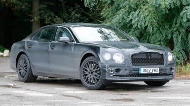 Bentley Flying Spur front side