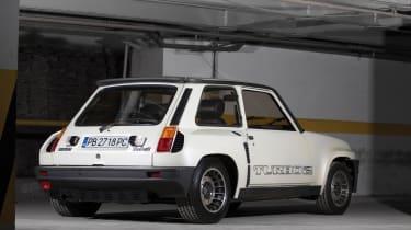 RM Sotheby's 2017 Paris auction - 1983 Renault 5 Turbo 2 rear