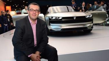 Peugeot e-LEGEND - John McIlroy