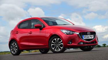 Mazda 2 - front static