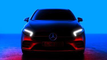 Mercedes A-Class teaser