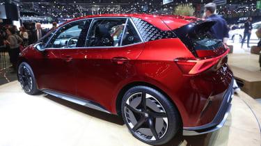 SEAT el-Born concept - Geneva rear