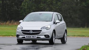 Vauxhall Corsa - front