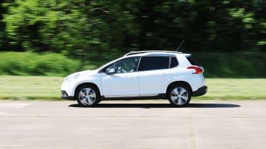 Peugeot 2008 1.6 e-HDi profile