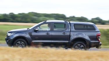 Ford Ranger Wildtrack long termer - first report side