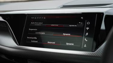 Audi RS e-tron GT - infotainment