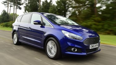 Ford S-MAX long-term - front