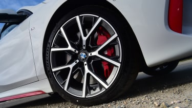 BMW 128ti - wheel