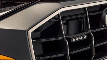 New Audi Q8 - grille