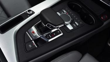 Audi S5 - transmission