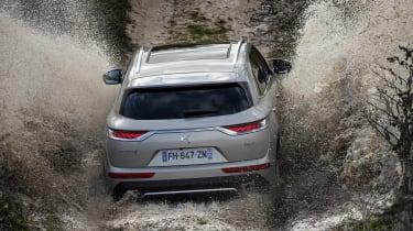 DS 7 Crossback E-Tense - full rear water