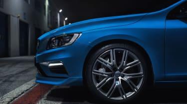 Volvo V60 Polestar - front detail