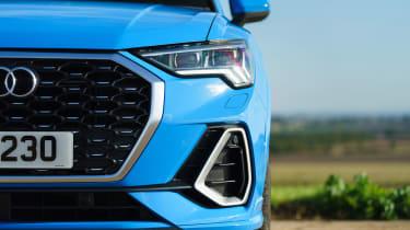 Audi Q3 Sportback - grille