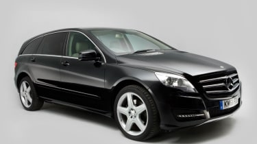 Mercedes R-Class front static