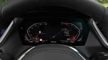 BMW 1 Series - dials